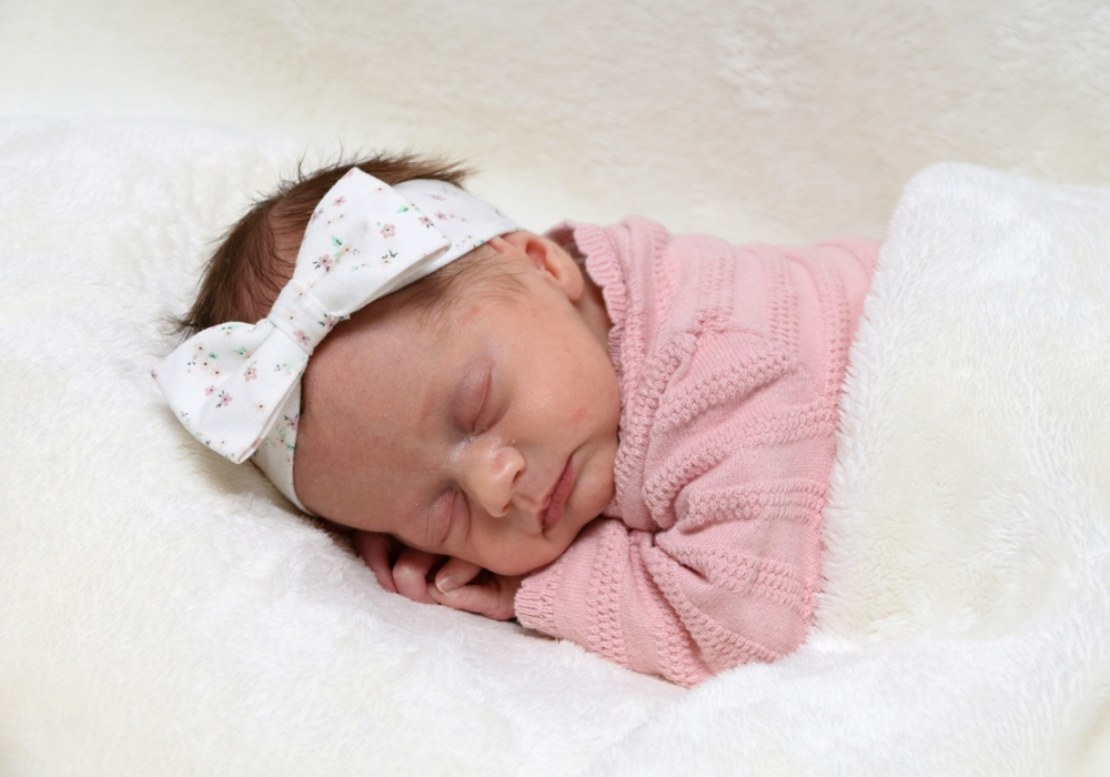 Willkommen, Lia-Marie Paschke. Foto: babysmile24.de