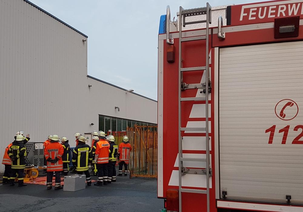 Symbolfoto: Feuerwehr