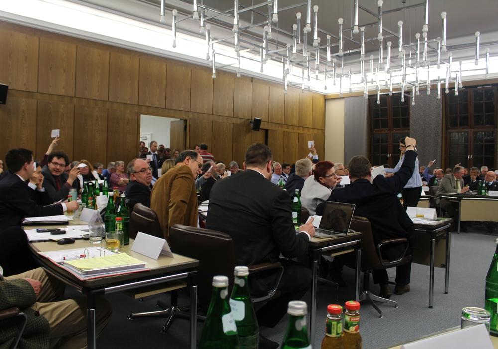 In seiner Sitzung am Montag hat der Kreistag die Errichtung einer Oberschule zum Schuljahr 2018/2019 beschlossen. Foto: Alexander Dontscheff