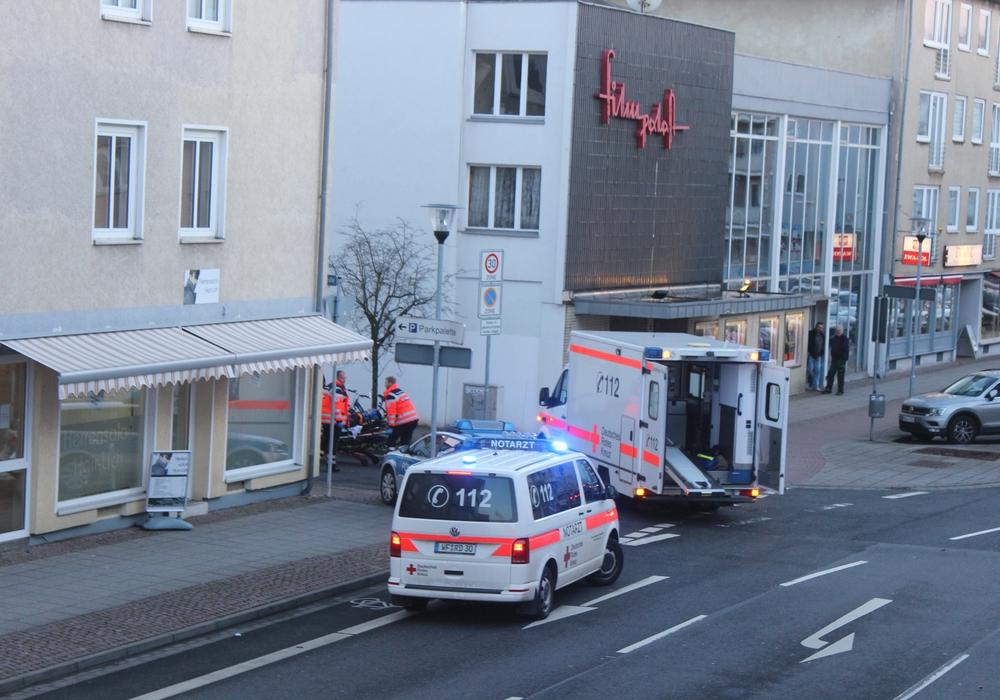 Ein Radfahrer wurde am Donnerstagabend schwer verletzt. Foto: Anke Donner