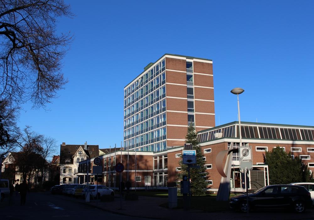 Das Peiner Rathaus, Sitz der Stadtverwaltung. Foto: Frederick Becker