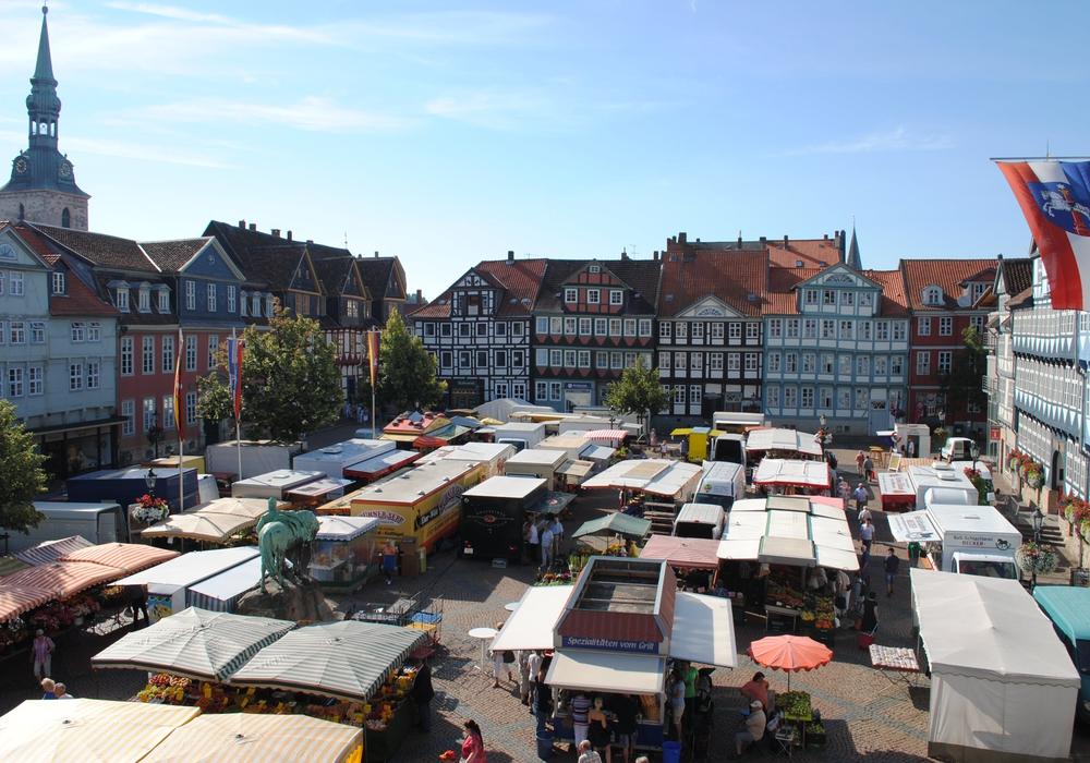 Wochenmarkt Braunschweig