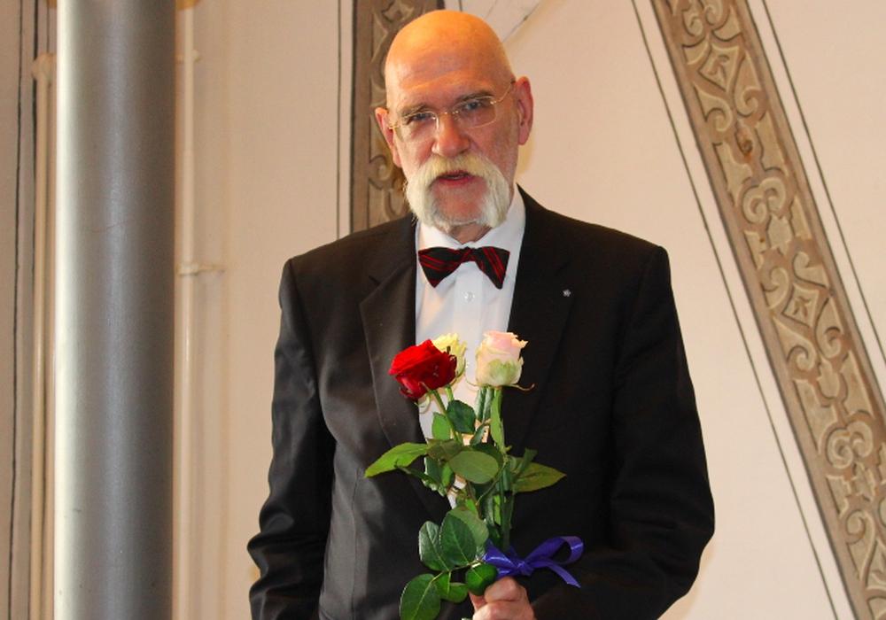 Hans-Henning Grote verabschiedet sich als Leiter des Museum Schloss. Foto: Max Förster
