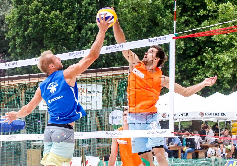 Die nächsten Wolfenbütteler BeachDays starten am 16. Juni. Foto: Stadt Wolfenbüttel/Thorsten Raedlein