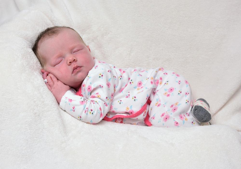 Willkommen, Emmelie Bernt. Foto: babysmile24.de
