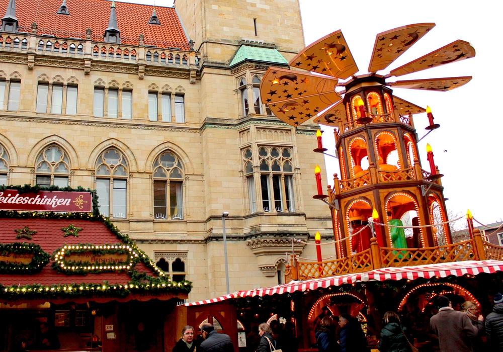 """Er wird nicht so wie gewohnt, aber mit dem """"Winterstadtvergnügen"""" soll dennoch ein Weihnachtsmarkt nach Braunschweig kommen."""