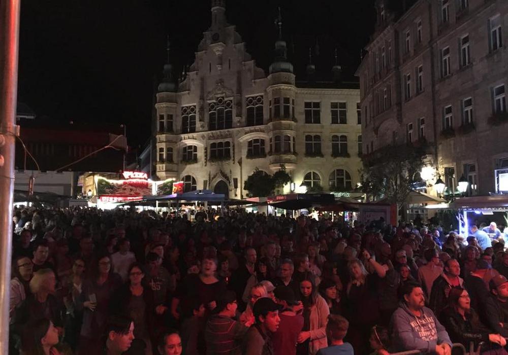 Das Helmstedter Altsstadtfest lockt Jahr für Jahr viele Besucher in die Stadt. Foto: Helmstedter Stadtmarketing