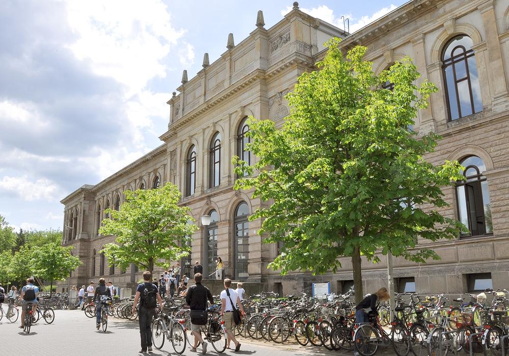 Das Altgebäude der TU Braunschweig. Foto: TU Braunschweig