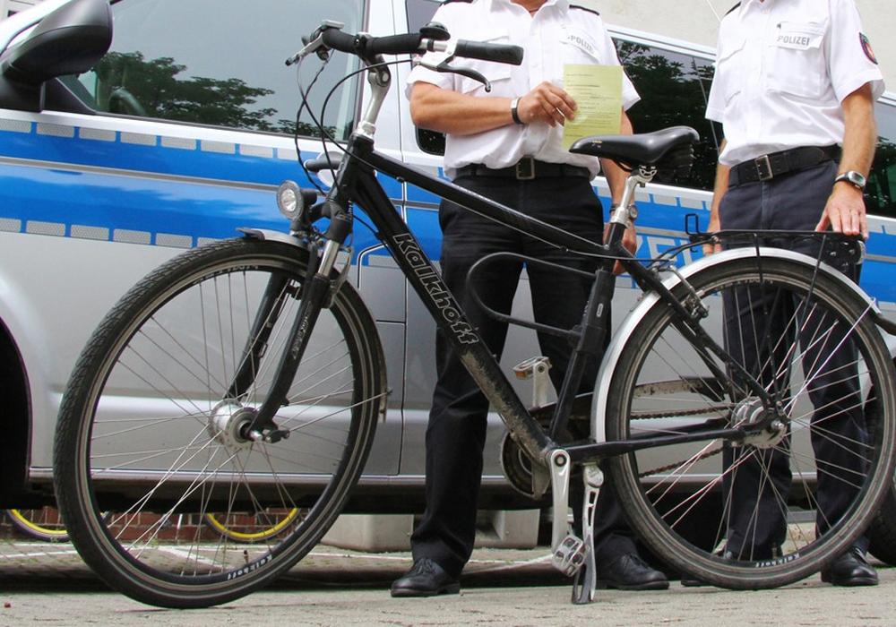 Am gestrigen Mittwochmorgen kam es zu einer Fahrradkontrolle. Symbolfoto: Polizei