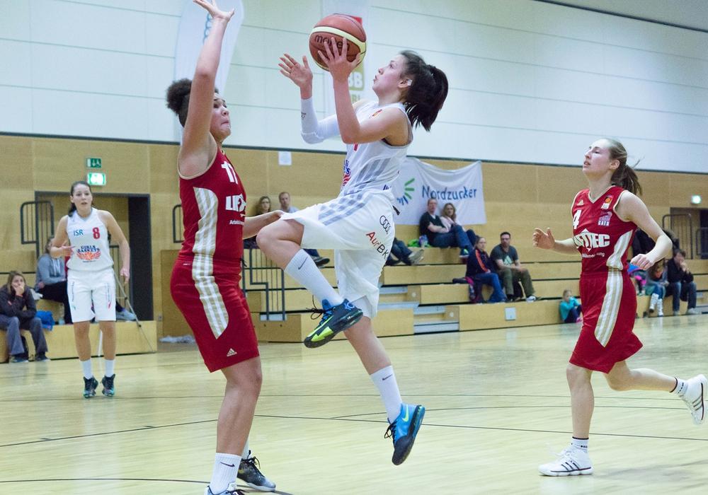 Am kommenden Wochenende findet das zweite mal der Girls-Baskets-Akademie-Cup statt. Symbolfoto: Privat