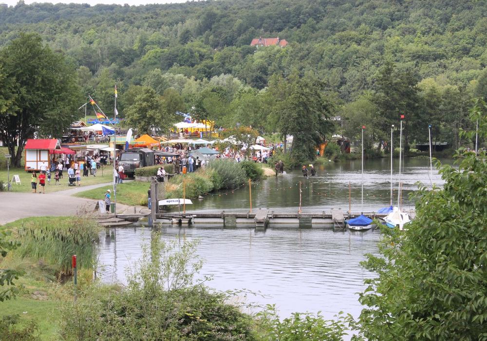 Schon in den letzten Jahren war das Vienenburger Seefest ein großer Erfolg. Archivfoto: Anke Donner