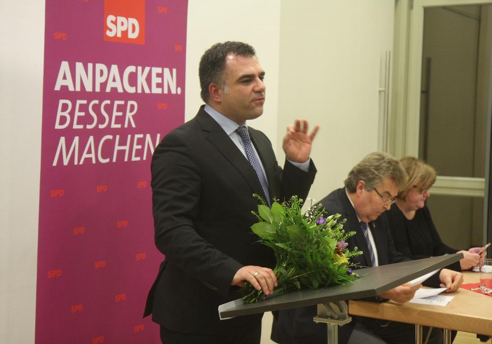 Christos Pantazis. Foto: SPD