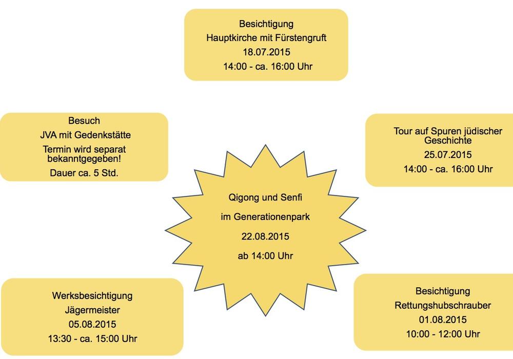 Am 22.08.15 findet ab 14 Uhr in den Wallanlagen hinter der JVA (Richtung Herzogtor) die Abschlussveranstaltung der CDU Sommertour statt. Grafik: privat