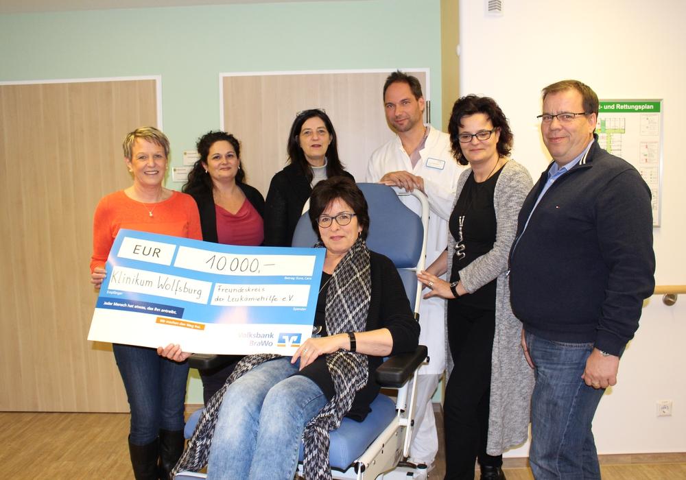Mit der finanziellen Unterstützung der Vereins  Freundeskreis der Leukämiehilfe soll ein weiterer Mobilitätsrollstuhl für die Palliativstation des Klinikums angeschafft werden. Foto: Eva Sorembik