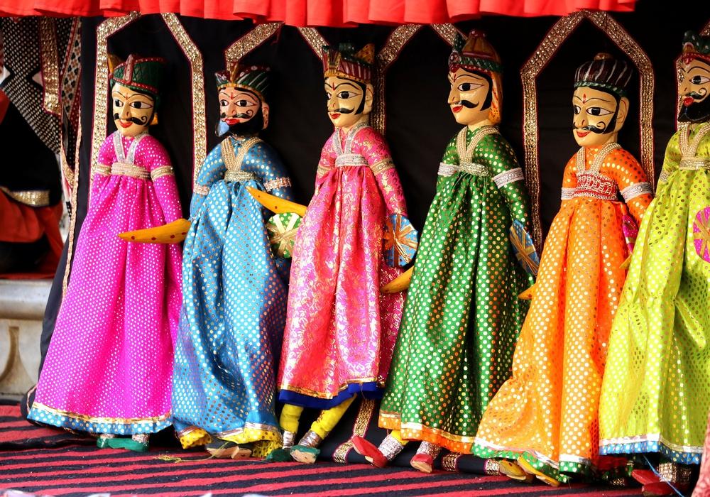 Im Landkreis Goslar sind die Puppenspieltage gestartet. Symbolfoto: Pixabay