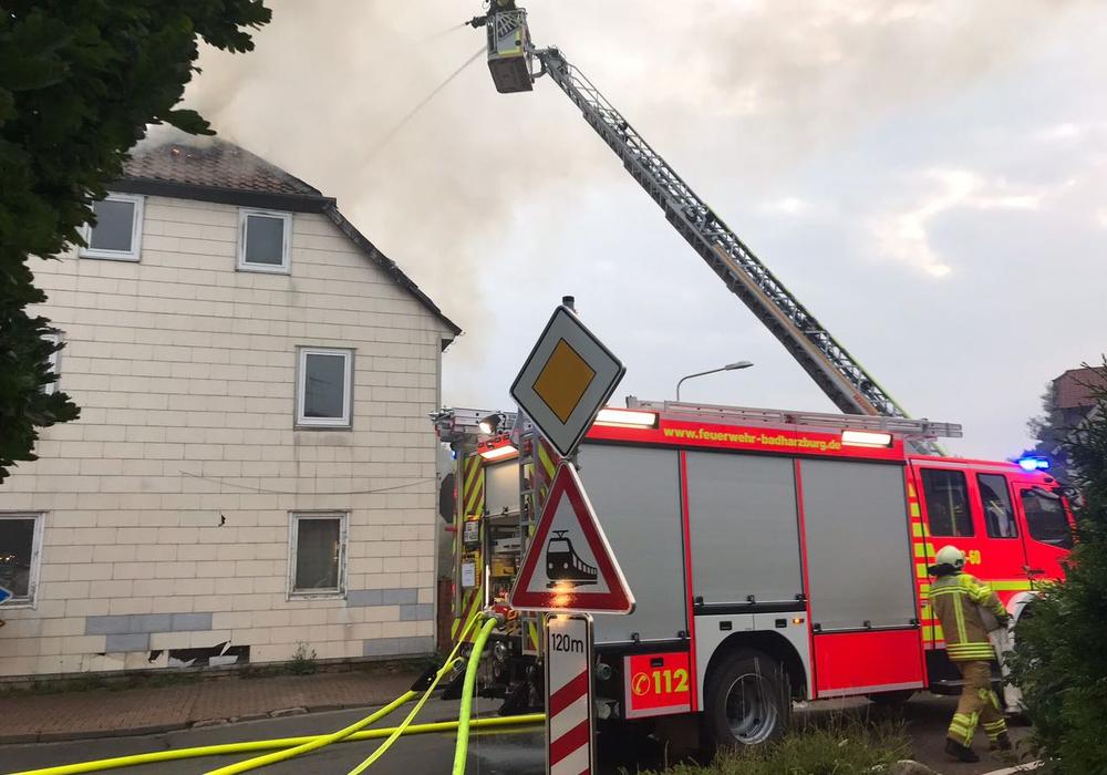 Ist der Junge auch für den Brand in Bündheim verantwortlich? Archivfoto: Feuerwehr