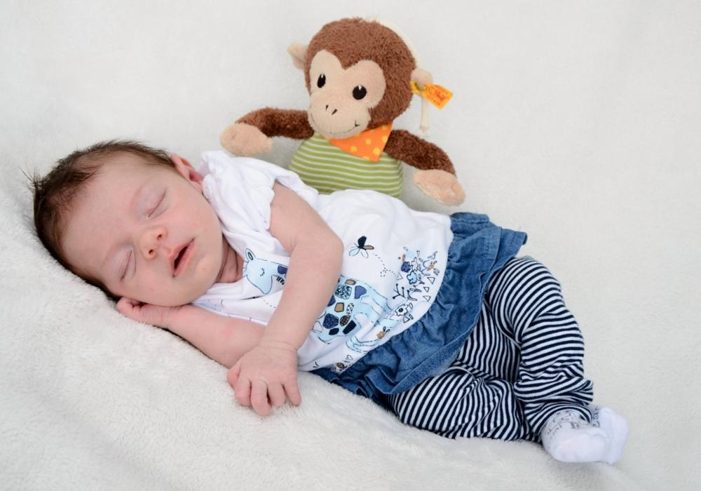 Lily Fritzi Lydia Schrader. Foto: babysmile24.de