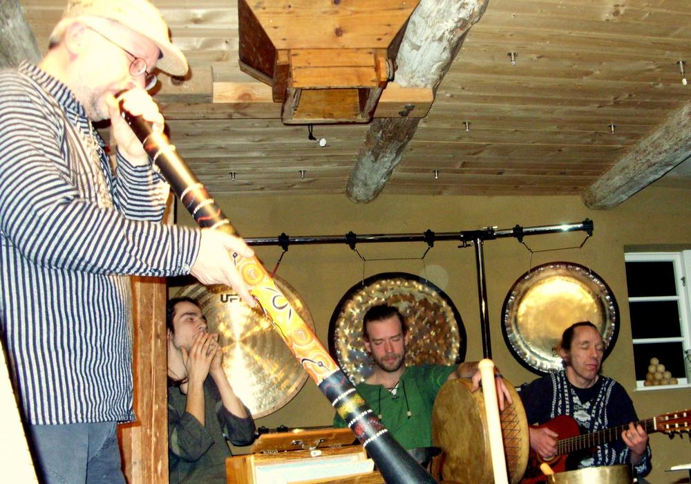 Die Band Arjomi. Foto: Veranstalter
