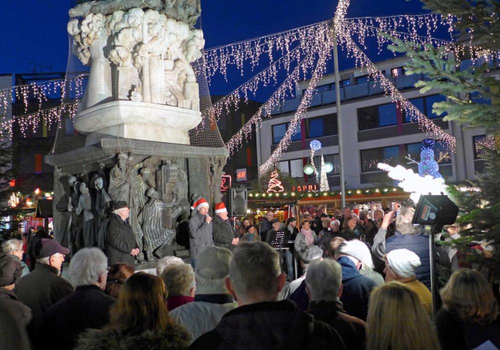 In Lebenstedt startet der Weihnachtsmarkt am 27. November. Fotos: Stadt Salzgitter