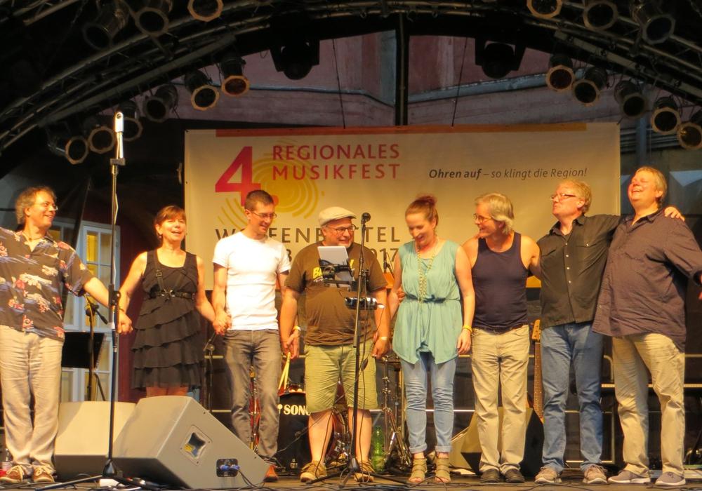 Die Gruppe Soulmate heizt am 19. August die Gäste in der Brunsviga ein. Foto: Privat