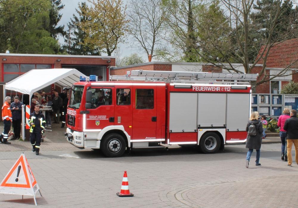 Am 12. August findet das Feuerwehrfrühstück in Schandelah statt. Foto: Franz