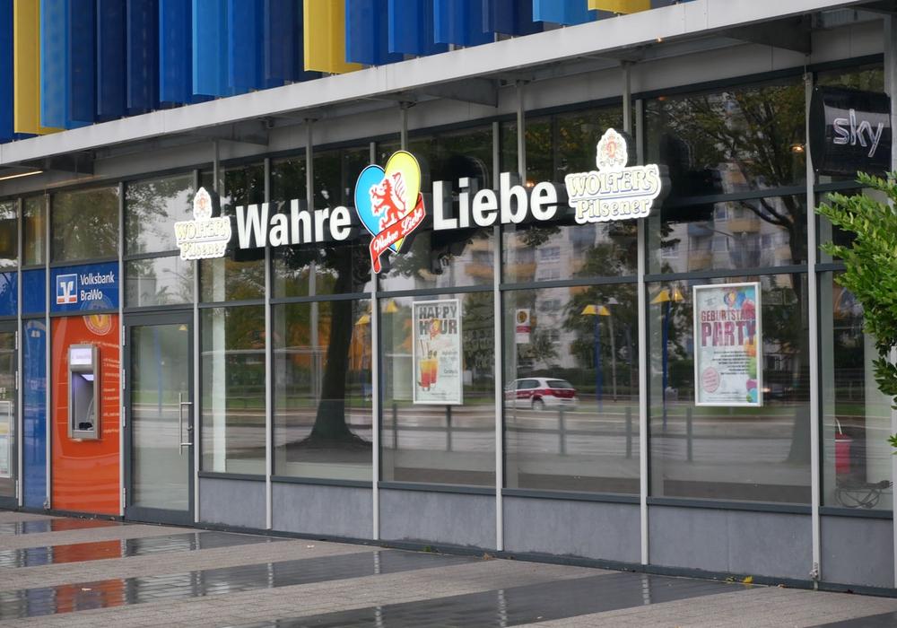 Ort des Geschehens: Die Wahre Liebe. Foto: Alexander Panknin/Archiv
