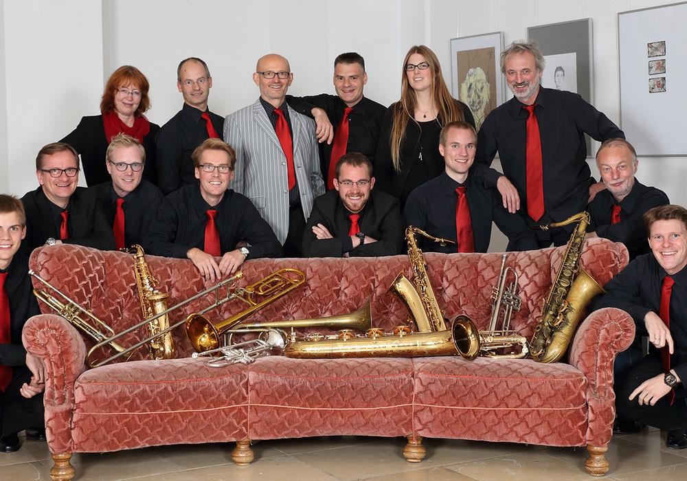 Konzert der TU Big Band. Foto: Bigband der TU Braunschweig