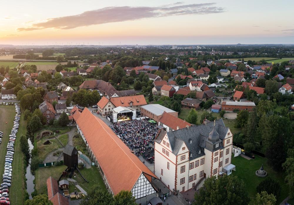 Der Kultursommer ist ein Publikumsmagnet. Foto: Stadt Salzgitter.