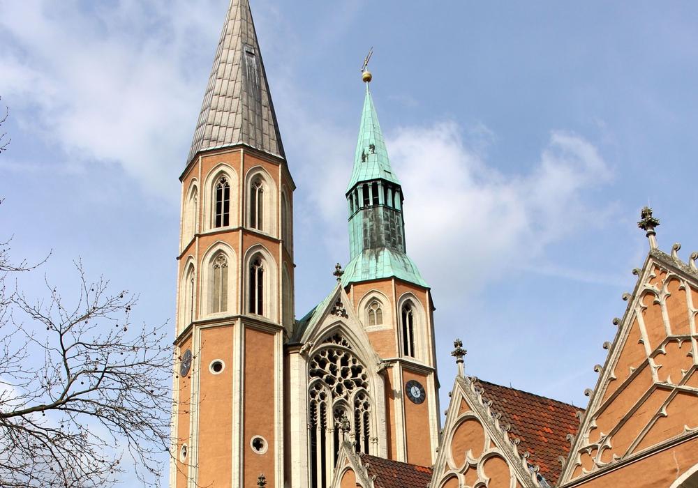 St. Katharinenkirche. Foto: Archiv/Sina Rühland