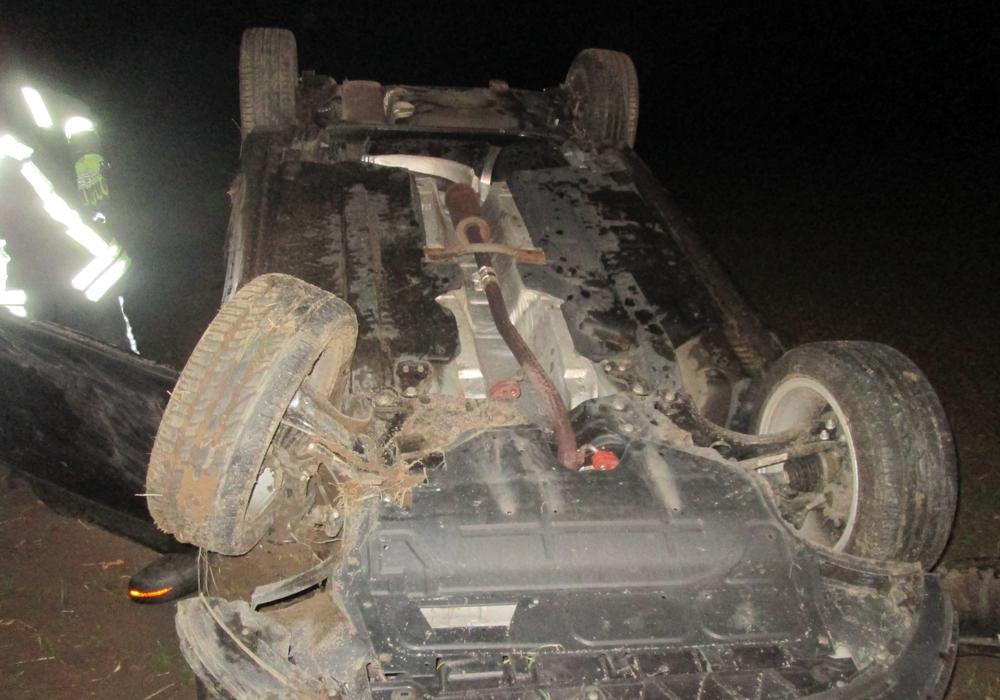 Bei dem Unfall wurde der 51-Jährige schwer verletzt. Foto: Polizei