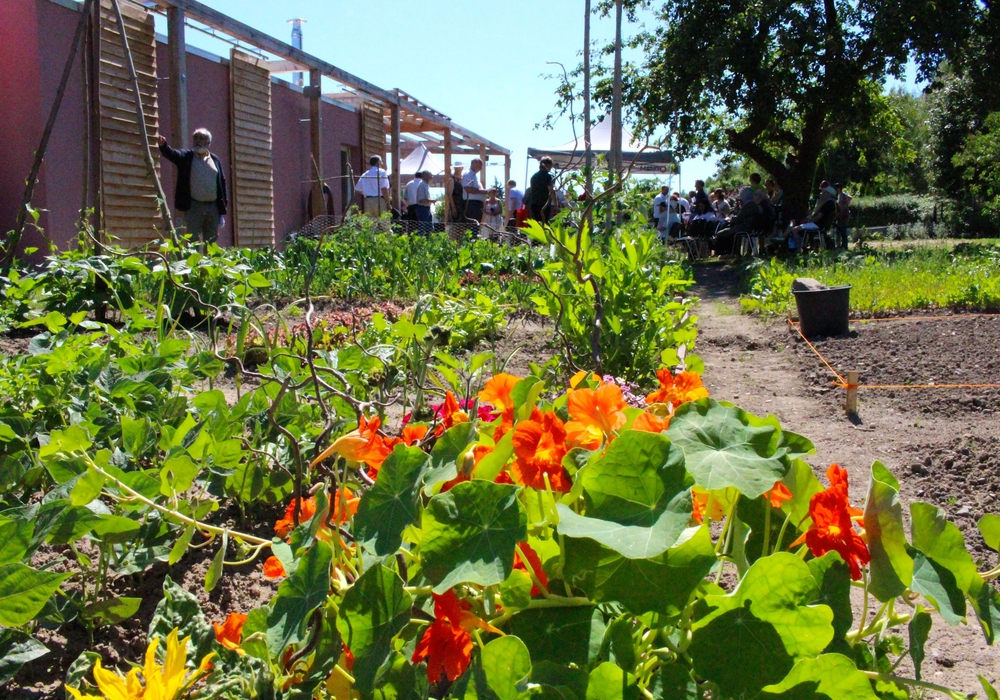 Am 21. März wird im Garten ohne Grenzen in das Gartenjahr eingestimmt. Foto: Sina Rühland