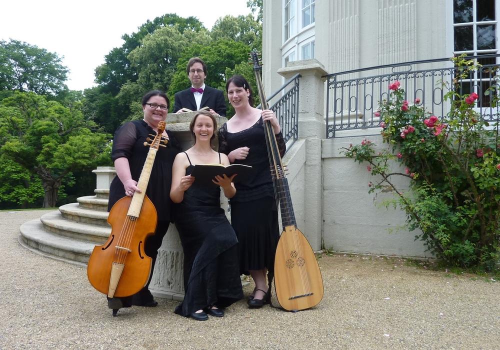 Das Ensemble Resoldo Milare. Foto: Privat