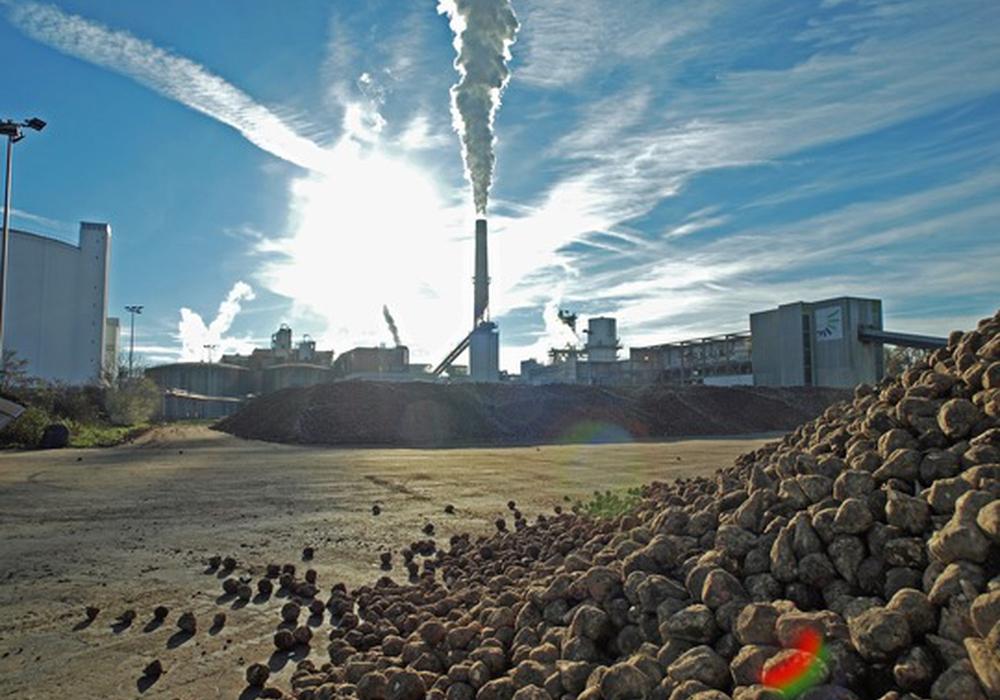 Jetzt geht es wieder los in der Zuckerfabrik. Foto: Nordzucker AG
