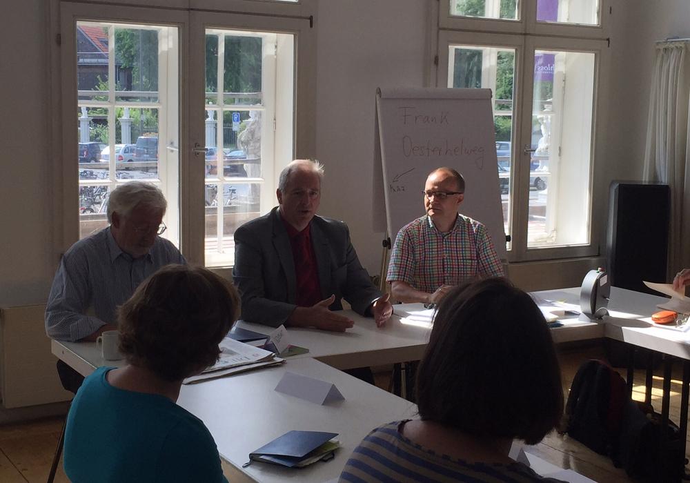 Frank Oesterhelweg besuchte die Bundesakademie für Kulturelle Bildung. Foto: Privat