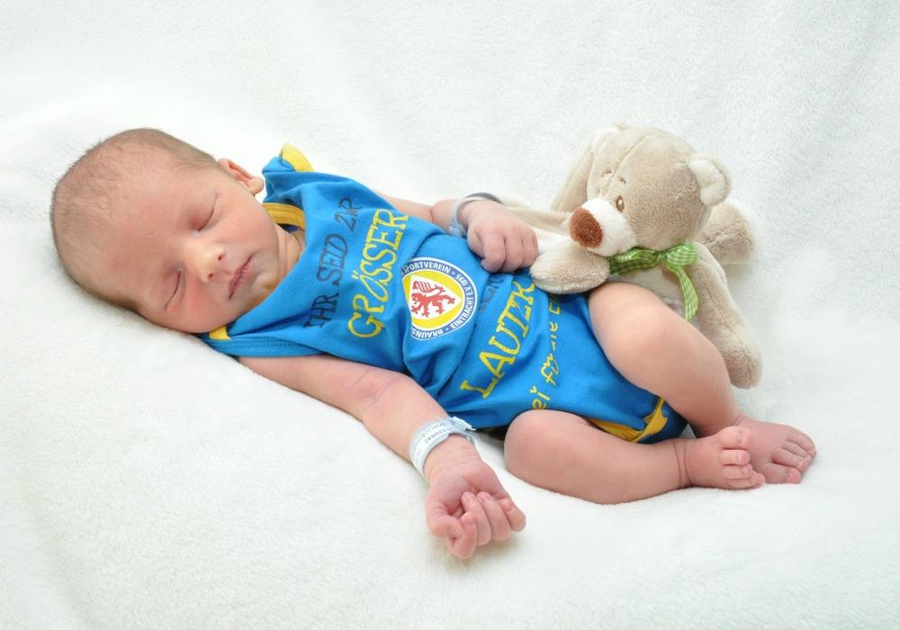 Wir freuen uns über die Geburt von Emil Elias Kränzler. Foto: babysmile24.de