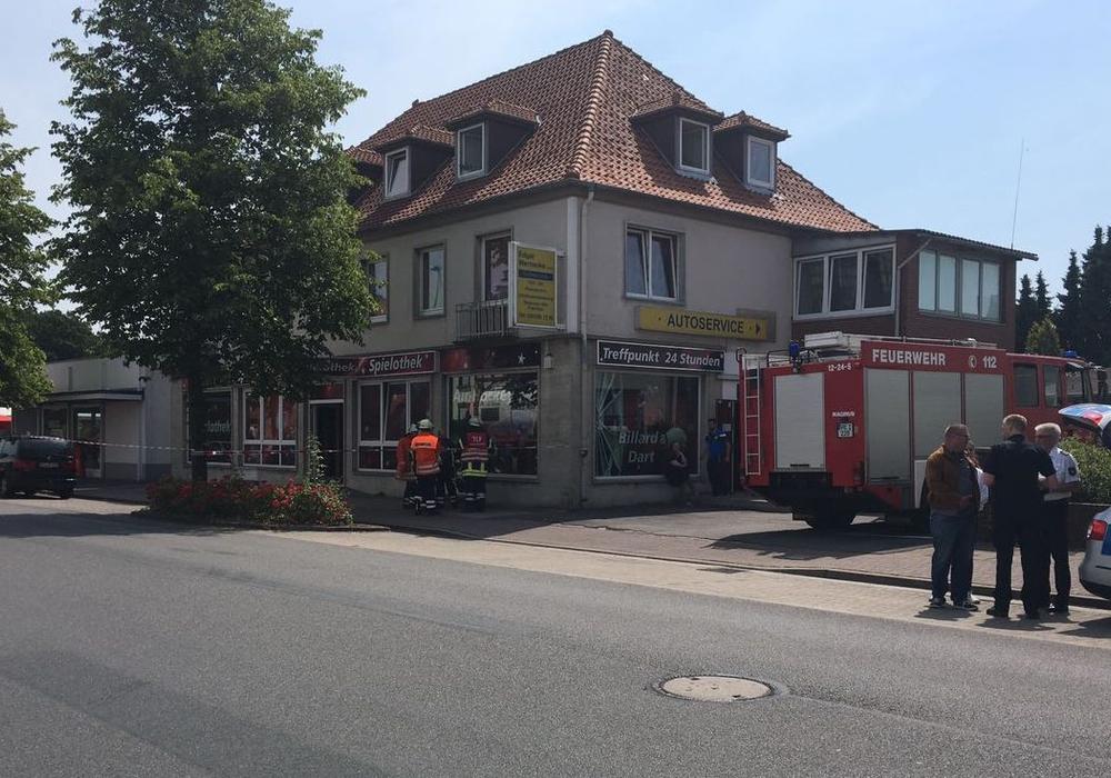Eine heiße Spur zu dem Spielhallenräuber von Hohenhameln hat die Polizei bislang noch nicht. Foto: aktuell24/bm