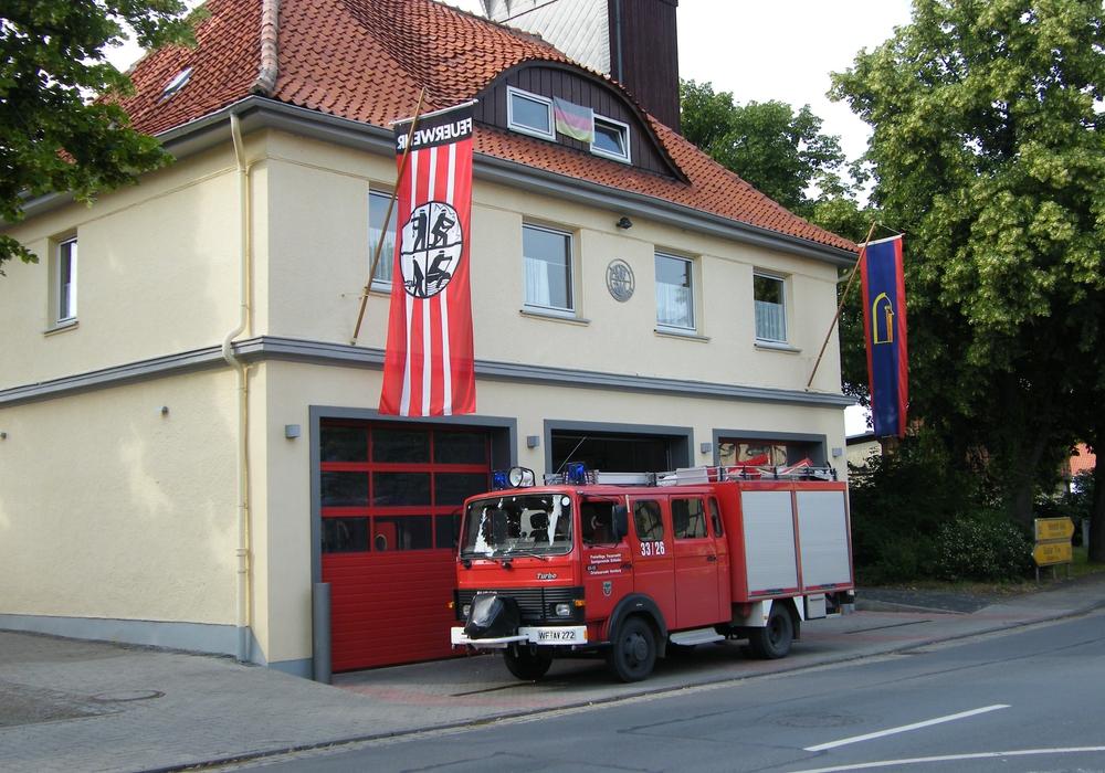 Die Freiwillige Feuerwehr Hornburg feiert Jubiläum. Foto: Archiv/Anke Donner