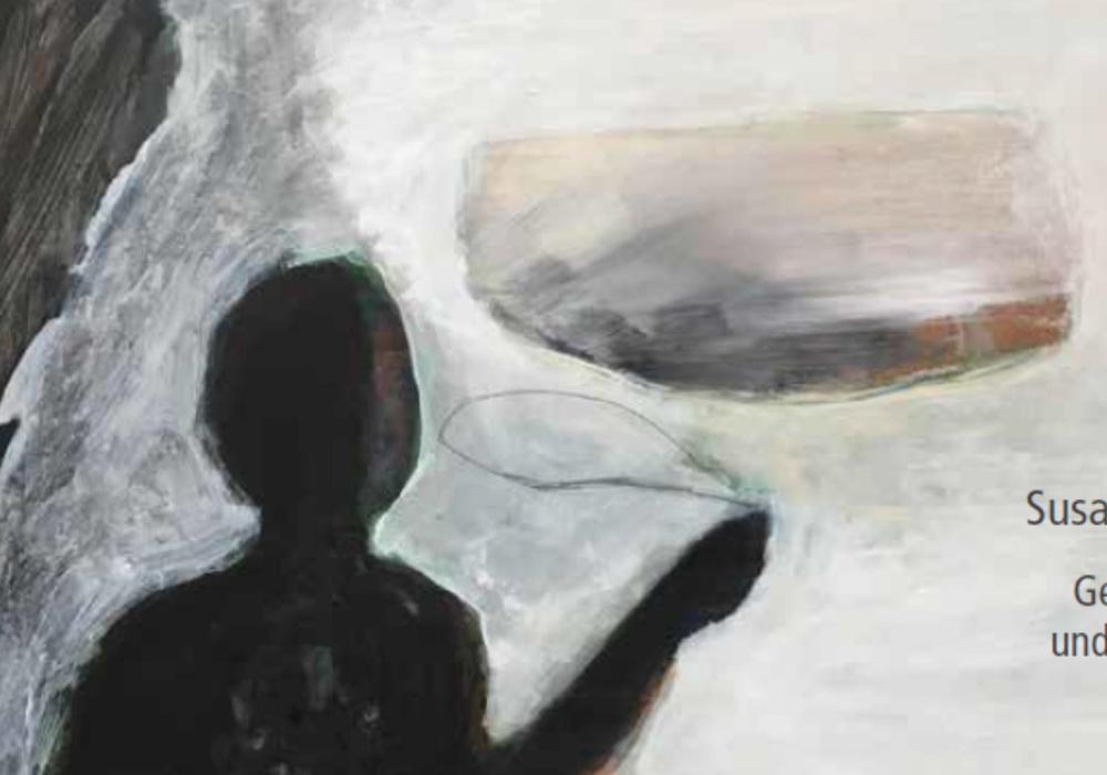 Kunst an zwei Orten. Bilder der Künstlerin Susanne Hesch.