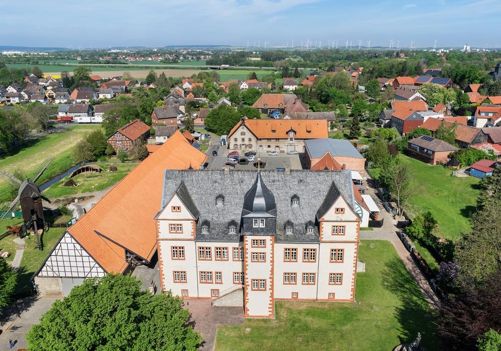 Das Städtische Museum Schloss Salder. Foto: Stadt Salzgitter