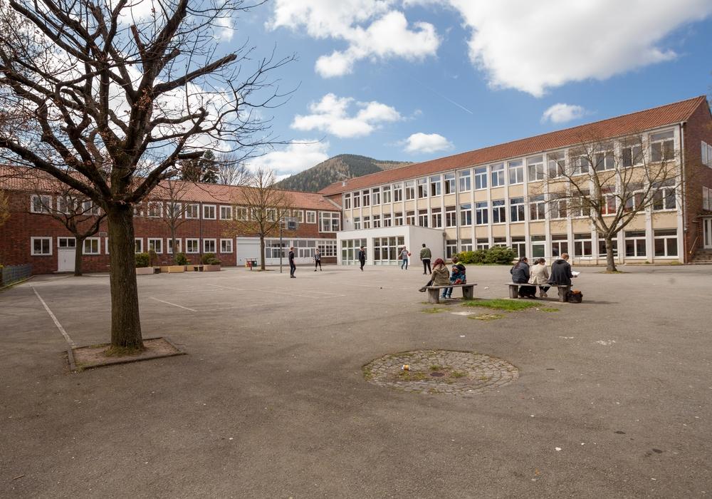 In der Adolf-Grimme-Gesamtschule wurde angeblich eine schwarze Kasse geführt. Archivfoto: Alec Pein