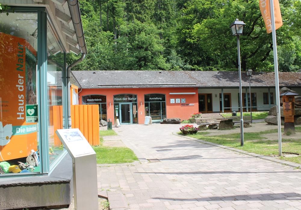 Das Haus der Natur wird Treffpunkt verschiedener Harztouren sein. Symbolfoto: Anke Donner