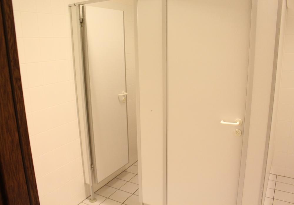 In Jürgenohl soll es zukünftig behindertengerechte Toiletten geben, fordert die CDU. Foto: Nino Milizia