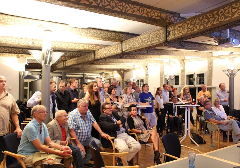 Am Sonntag wählten die Wolfenbütteler Bürger einen neuen Stadtrat für die Lessingstadt. Foto: Max Förster