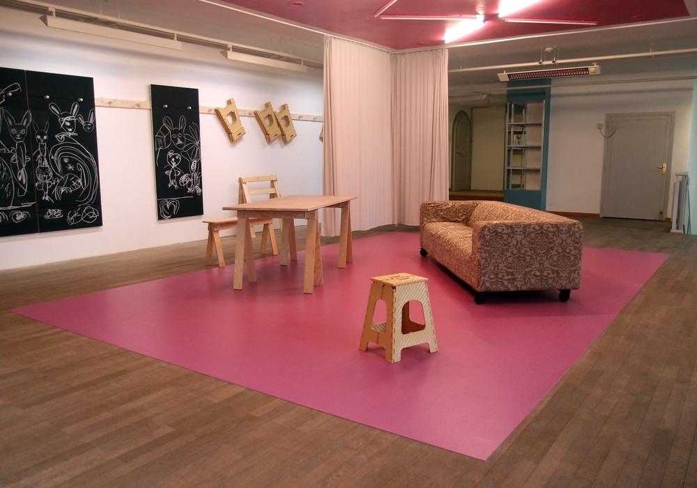 Die Städtische Galerie eröffnet einen Open Space. Foto: Stadt Wolfsburg