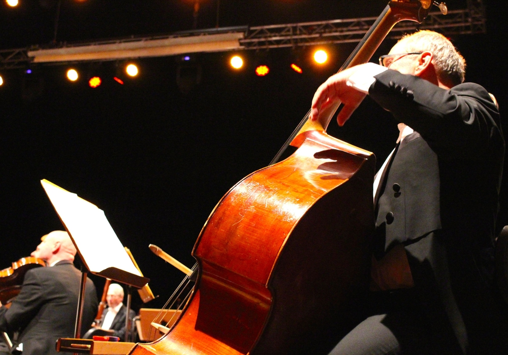 Am 3. September spielt das Isola Bella Salonorchester aus Linckes Geburtsstadt Berlin anlässlich des Paul-Lincke-Nachmittag. Die Karten sind ausverkauft. Symbolfoto: Sina Rühland