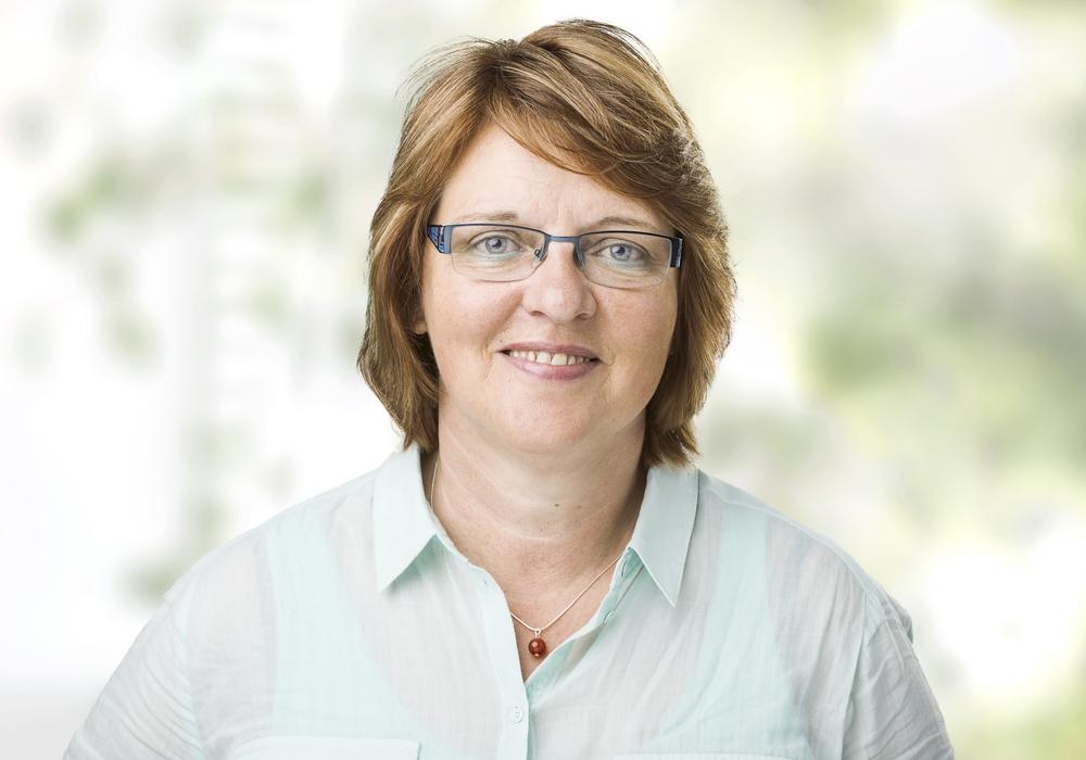 Meta Janssen-Kucz, Landesvorsitzende der Grünen. Foto: Bündnis 90/Die Grünen