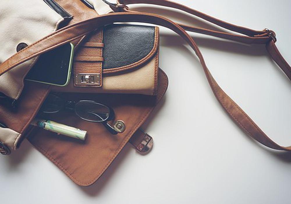 Handtasche Symbolbild: Pixabay
