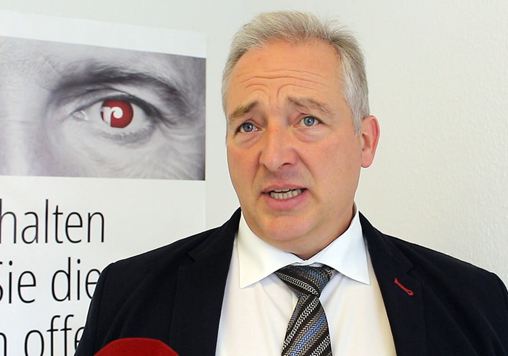 Frank Oesterhelweg blickt mit Sorge auf die Zukunft der Union und die Politik Deutschlands. Symbolfoto: regionalHeute.de