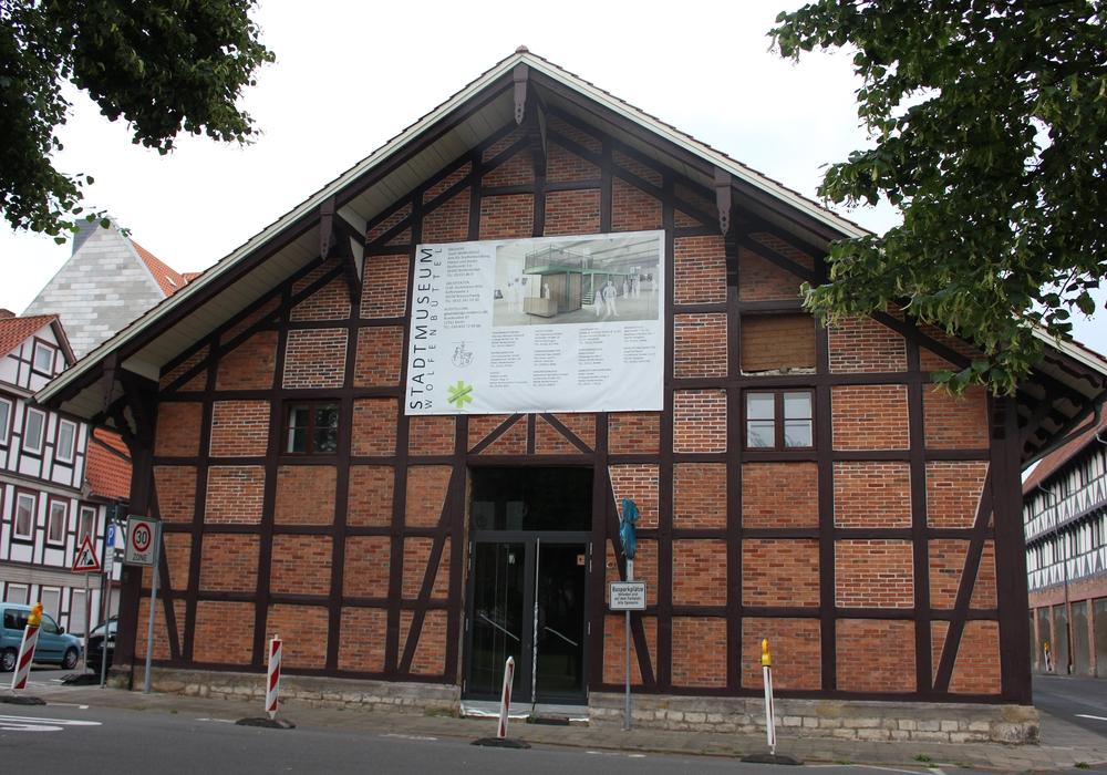 Das neue Museum soll in der ehemaligen Jahnturnhalle entstehen. Foto: Max Förster/Archiv