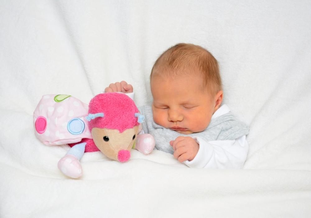 Willkommen, Marleen Wrobbel. Foto: babysmile24.de
